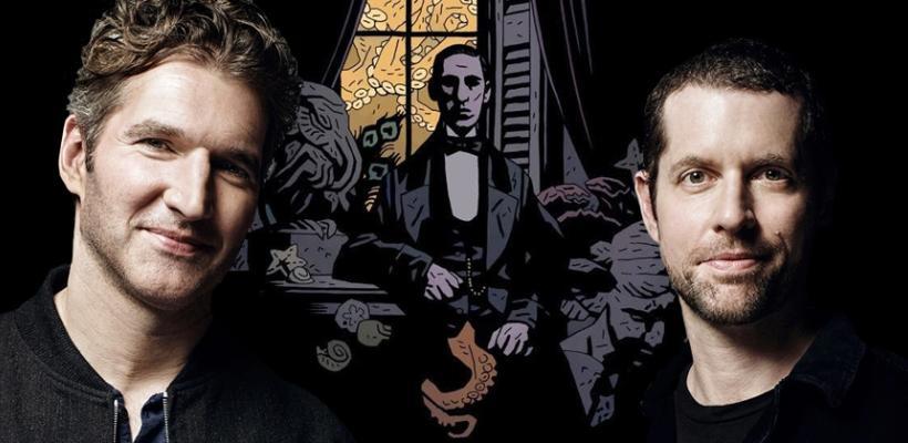 Los creadores de Game of Thrones producirán una adaptación de la novela gráfica Lovecraft