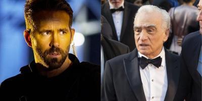 Ryan Reynolds critica a Martin Scorsese: vean películas donde les dé la gana