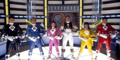 Power Rangers: se confirma reboot ambientado en los 90