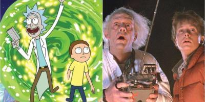 Christopher Lloyd niega que Volver al Futuro IV vaya a existir pero quiere un crossover con Rick y Morty
