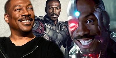Eddie Murphy quiere interpretar a un villano en una película de superhéroes