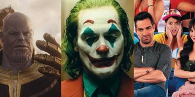 Thanos, Joker y No Manches Frida 2 entre lo más buscado en México este 2019