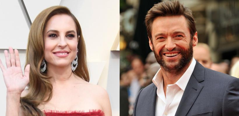 Marina de Tavira filmará su primera película en inglés al lado de Hugh Jackman