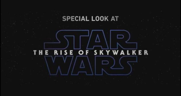 Nuevo clip de Star Wars the Rise of Skywalker