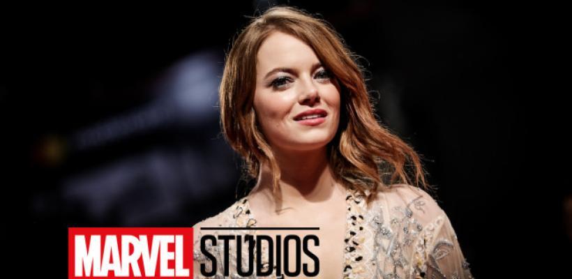 Emma Stone podría unirse al Universo Cinematográfico de Marvel