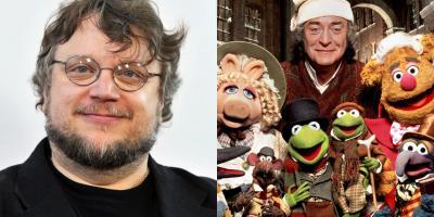 Guillermo del Toro cree que Una Navidad con los Muppets es la mejor adaptación de la obra de Charles Dickens