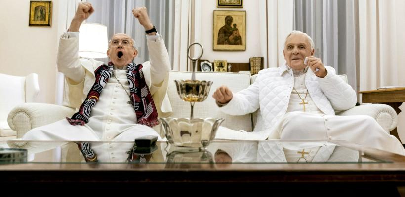 Los Dos Papas ya tiene calificación de la crítica