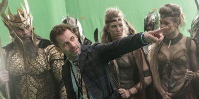 Zack Snyder tiene una petición especial para sus fans esta Navidad