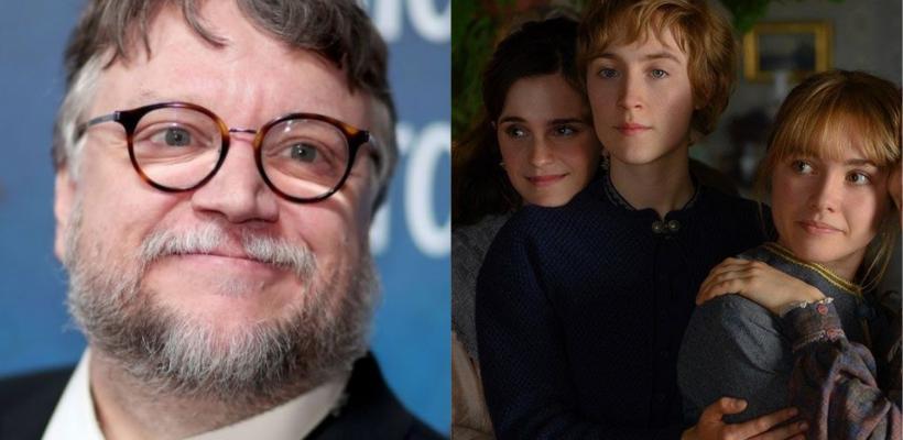 Guillermo del Toro comparte su reseña de Little Women