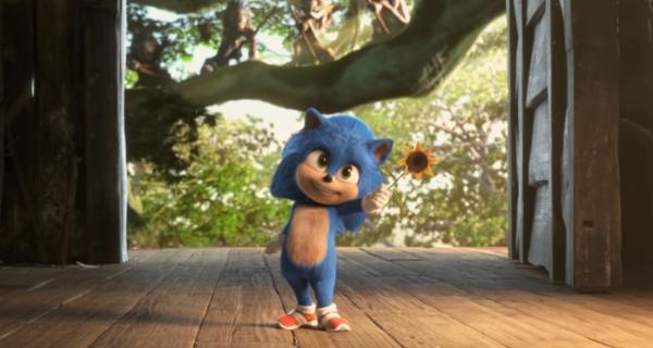 Sonic The Hedgehog - Tráiler japonés