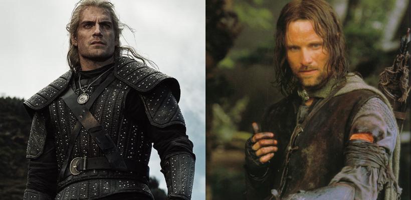 The Witcher: Autor de las novelas elogia a Henry Cavill y lo compara con Viggo Mortensen y Aragorn