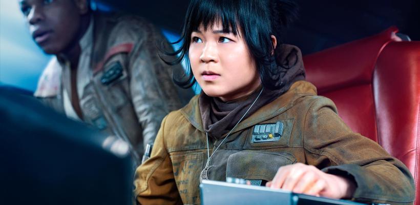 Star Wars: Jon M. Chu quiere hacer una serie de Rose Tico para Disney Plus