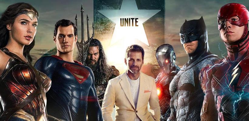 Zack Snyder anuncia fecha de lanzamiento de su corte de Liga de la Justicia en HBO Max