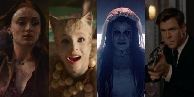 Las peores películas de 2019 según la crítica