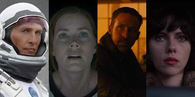 Las mejores películas de ciencia ficción de la década según la crítica