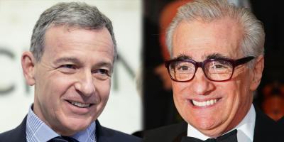 Martin Scorsese dice que también quiere reunirse con el CEO de Disney para hablar