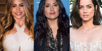 Globos de Oro 2020: Salma Hayek, Ana de Armas y Sofia Vergara, entre las presentadoras de la ceremonia