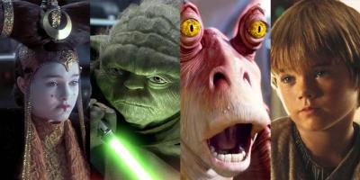 Star Wars: Las cosas más ridículas de las precuelas que son canónicas
