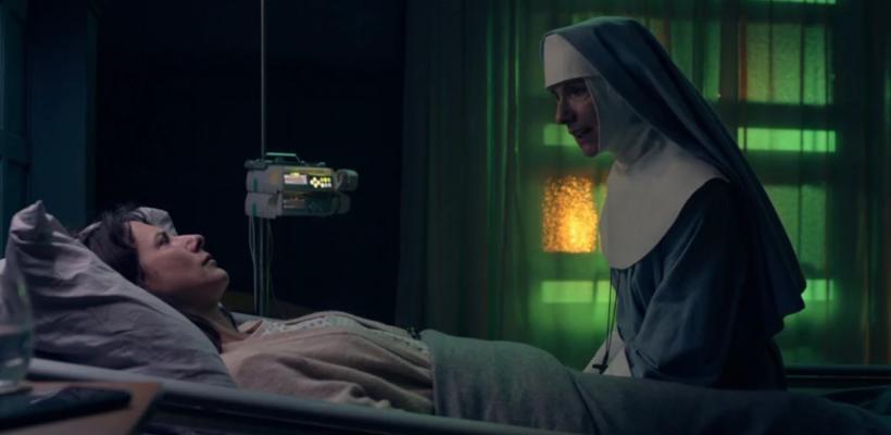 Drácula, la serie de Netflix, convirtió a Van Helsing en una monja y los fans la adoran