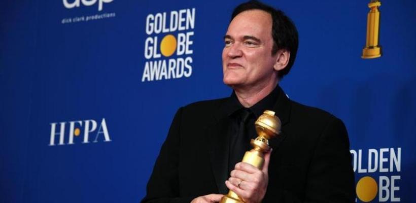 Quentin Tarantino no descarta hacer televisión y obras de teatro luego de su décima película