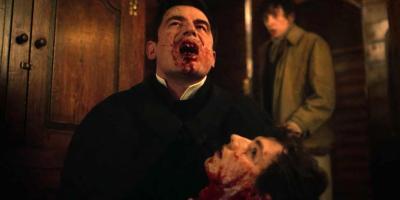 Fanáticos enojados con el final de Drácula arremeten contra la serie en redes sociales
