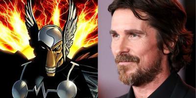 Christian Bale podría unirse a Thor: Love and Thunder
