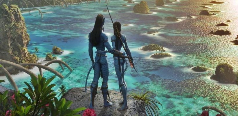 James Cameron libera las primeras imágenes de Avatar 2