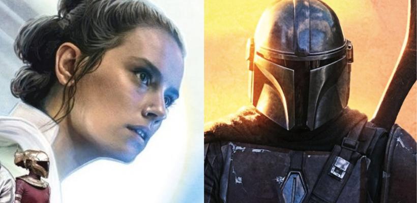 El Ascenso de The Mandalorian y la caída de Skywalker