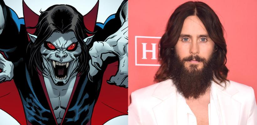 Morbius: Escritores de Iron Man arreglaron el guión para incluir la película en el MCU