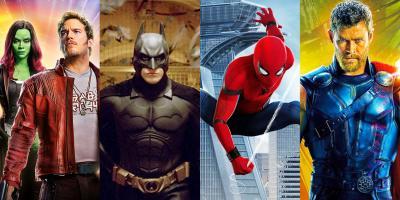 Películas de superhéroes más sobrevaloradas del siglo XXI