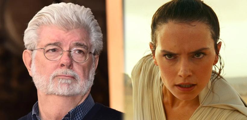 Star Wars | Rumores apuntan a que George Lucas detestó El Ascenso de Skywalker