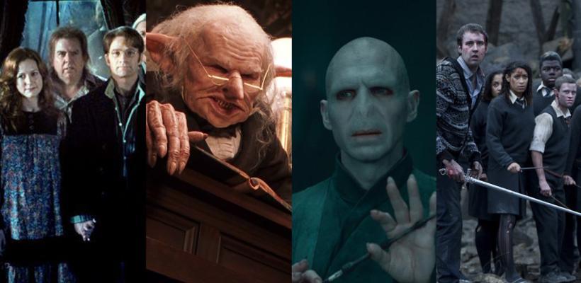 Historias de Harry Potter que serían mejores películas que Animales Fantásticos 3