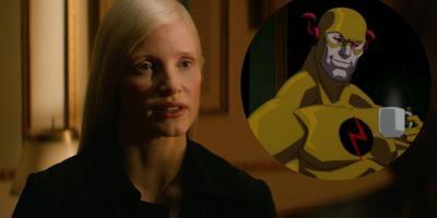 Jessica Chastain podría interpretar a Reverse Flash en la película live-action de Flashpoint
