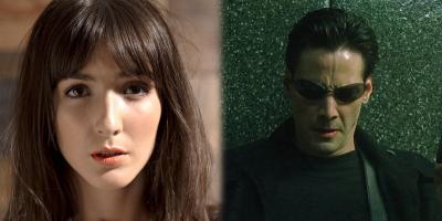 Matrix 4 contará con la participación de la actriz mexicana Eréndira Ibarra