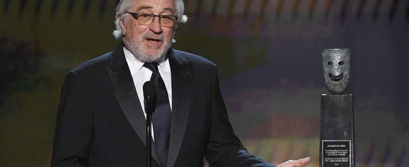Robert De Niro: Discurso de Aceptación | SAG AWARDS 2020