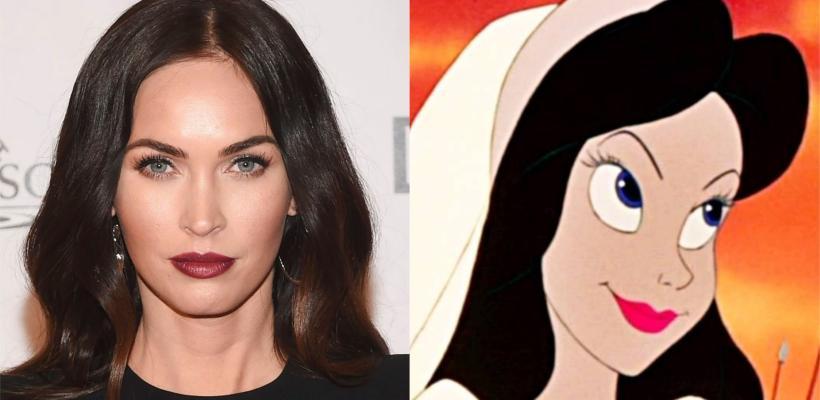 La Sirenita: Megan Fox podría interpretar a la versión humana de Úrsula