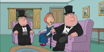 Escritor de Padre de Familia anuncia The Prince, animación satírica sobre la familia real británica