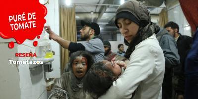 RESEÑA: La Cueva   Un retrato desgarrador de la vida de una pediatra en Siria