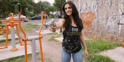 Bárbara de Regil asegura que las narcoseries no son las culpables de que se genere violencia en la sociedad