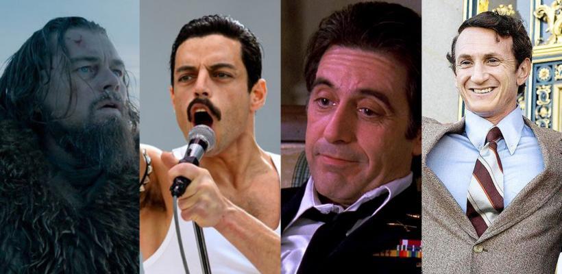Actores que no merecían ganar el Óscar a Mejor Actor