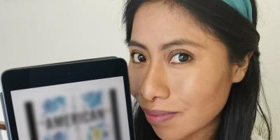 Yalitza Aparicio causa controversia en redes sociales por recomendar un polémico libro