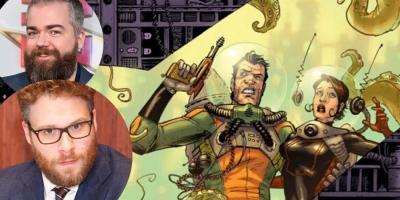 El director de ¡Shazam! y Seth Rogen se unen a Amazon para crear una serie basada en el cómic de Fear Agent