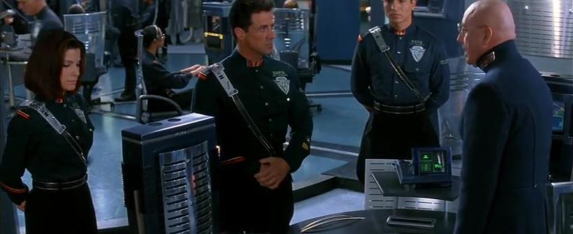 Demolition Man - Clip: Arnold Schwarzenegger Presidente