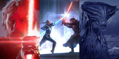Star Wars: Duel of Fates | Revelan concept arts del episodio IX de Colin Trevorrow