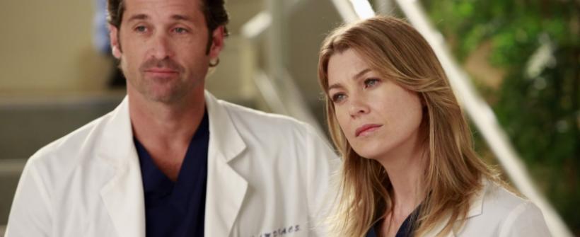 Greys Anatomy - Momentos de la serie