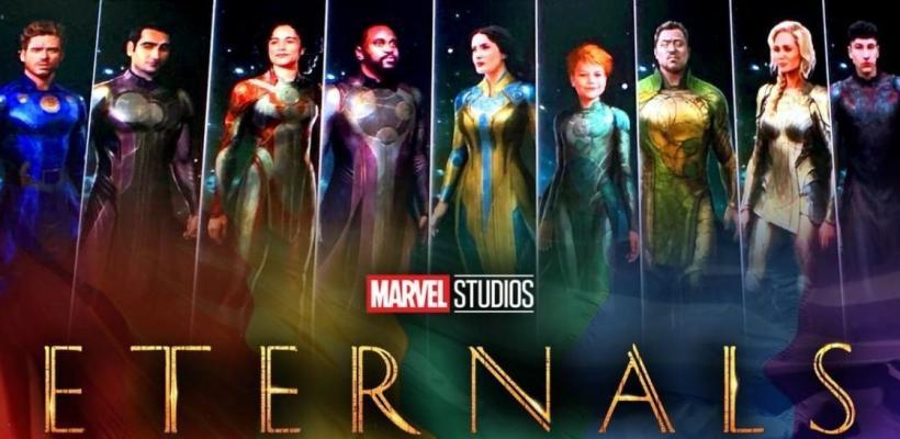 Eternals: se revelan los primeros detalles y parece que será la mayor película de ciencia ficción del MCU