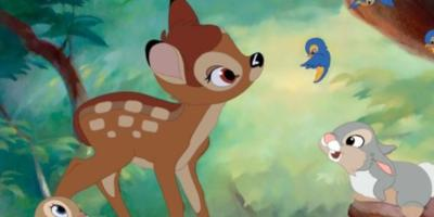 Disney confirma que Bambi tendrá remake live-action