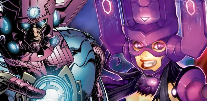 Galactus podría ser interpretado por una mujer en el MCU