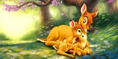 Fans de Disney están preocupados por la muerte de la madre de Bambi en el live action
