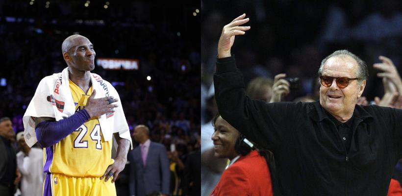 Jack Nicholson y los Óscar comparten conmovedores mensajes tras la muerte de Kobe Bryant